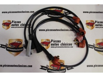 Juego Cables de Bujía Renault 21 (Antiguo Stock) Ref: Angli 7028