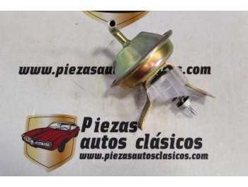 Membrana Pulmón De Avance Para Delco Ducellier Renault 4, 6, 8 y 10
