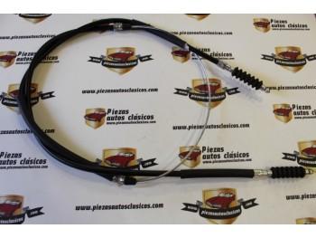 Cable Freno De Mano Posterior Seat 124 Con Frenos De Disco Ref: FA16735800
