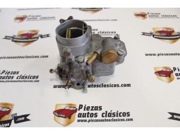 Carburador Weber 30 ICF-1 Seat 600 , 850 y 133 Reconstruido (intercambio)