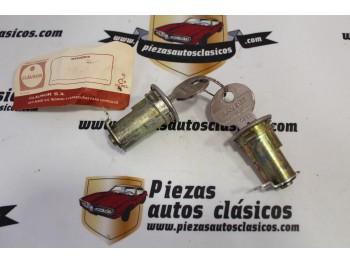 kit Bombillos Puertas Dodge 2 Llaves Cláusor 38-87
