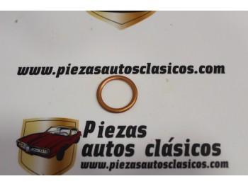Arandela Cárter Cobre 20x26mm Talbot y Peugeot
