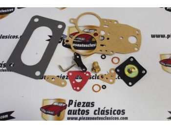 Kit Reparación De Carburador Solex 32 EIES Seat 124 ( motor 1.2 )