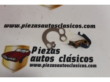 Juego De Platinos Para Delco Sev Junior Renault 4, 4CV, Dauphine...