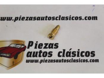 Chiclé Solex Seat 600 y Renault 4, 9 y 11 (1.4)... Diámetro 0,40mm