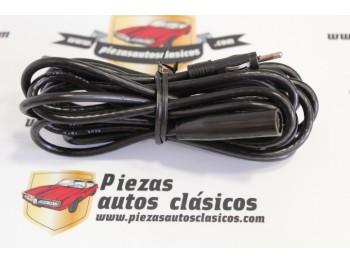 Prolongador Para Cable De Antena De Radio de Coche 3,60 mtr.
