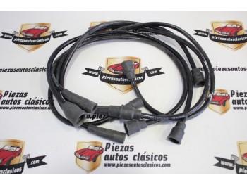 Juego de cables bujía Opel Ascona 1.6i y Kadett 1.6i y 1.8i