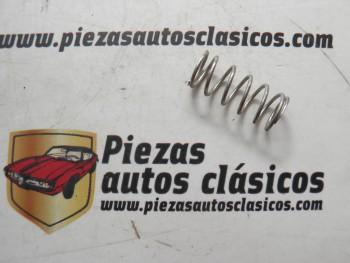 Muelle casquillo acelerador Renault 5, 6, 7, 12 Ref: 7700578536