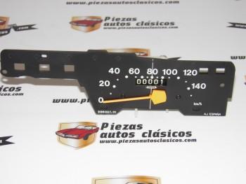 Cuentakilómetros Renault 6 Mod.4 Ref: JAEGER 6517 / 99800701