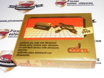 Alarma antirrobo con ultrasonido Cobra 0928