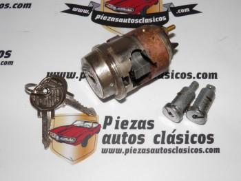 Juego Clausor NEIMAN Anti-Robo Renault 4 Hasta 1968 Ref:8546830