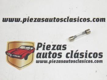 Fusible Cristal 15A 6,3x32mm.