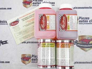 Súper kit tratamiento depósito 15/25 l.
