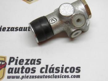 Regulador de frenos Renault 4 y 6 con 2 tomas (Entrada y salida)