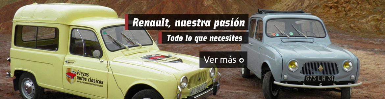 Renault, nuestra pasión - Todo lo que necesites